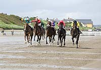 Photo of horse racing at Curragh, County Kildare